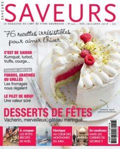Saveurs N°242 – Décembre 2017-Janvier, 2018 [PDF]