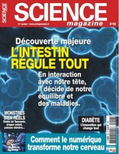 Science Magazine N°56 – Novembre 2017-Janvier, 2018 [PDF]