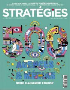 Stratégies N°1926 Du 23 Novembre, 2017 [PDF]
