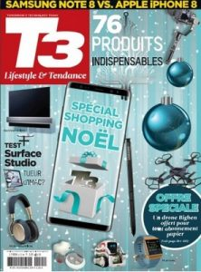 T3 High-Tech Magazine N°21 – Novembre, 2017 [PDF]