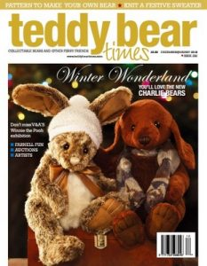 Teddy Bear Times – December 2017 – January, 2018 [PDF]