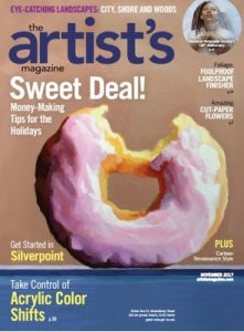The Artists Magazine November, 2017 [PDF]