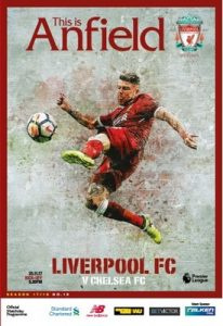 This is Anfield Liverpool FC vs Chelsea FC – 25 November, 2017 [PDF]