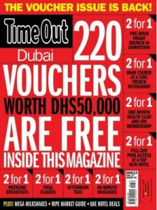 TimeOut Dubai – November 01, 2017 [PDF]