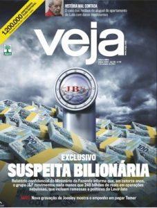 Veja Brazil – Issue 2550 – 04 Outubro, 2017 [PDF]