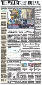 Wall Street Journal – November 24, 2017 [PDF]