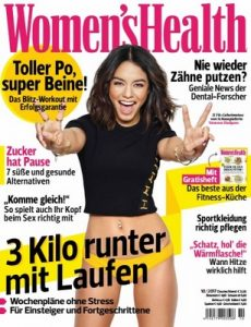 Women's Health Deutschland – Oktober 01, 2017 [PDF]