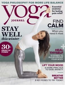 Yoga Journal USA – December, 2017 [PDF]