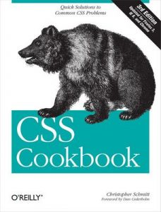 CSS Cookbook (Cookbooks (O'Reilly)) 3rd Edition – Christopher Schmitt [ePub & Kindle] [English]