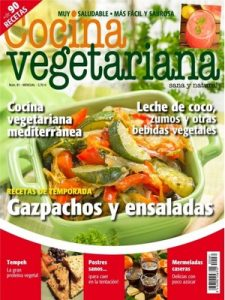 Cocina Vegetariana n° 81 – Marzo, 2017 [PDF]