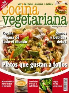 Cocina Vegetariana n° 85 – Agosto, 2017 [PDF]