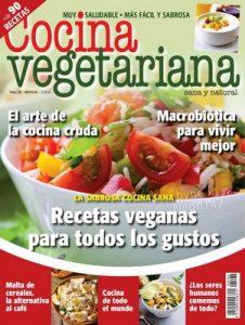 Cocina Vegetariana n° 86 – Septiembre, 2017 [PDF]