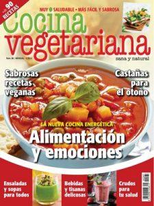 Cocina Vegetariana n° 87 – Octubre, 2017 [PDF]