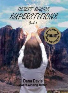Desert Magick: Superstitions – Dana Davis [ePub & Kindle] [English]