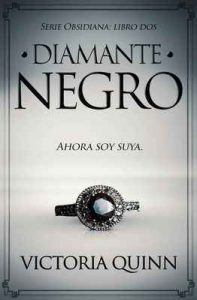Diamante negro (Obsidiana nº 2) – Victoria Quinn [ePub & Kindle]