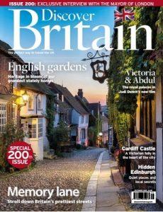 Discover Britain – October-November, 2017 [PDF]
