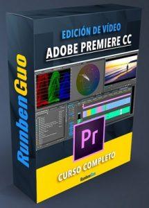 Edición de Vídeo Adobe Premiere CC – Curso Completo – Ruben Guo [Episodios+Material]