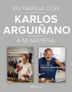 En familia con Karlos Arguiñano + A mi manera (pack) – Karlos Arguiñano [ePub & Kindle]