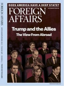 Foreign Affairs Сентябрь-октябрь, 2017 [PDF]