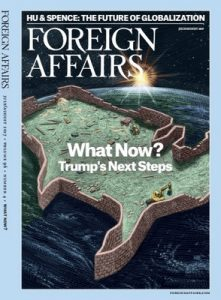 Foreign Affairs July-August, 2017 [PDF]