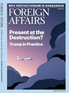 Foreign Affairs May-June, 2017 [PDF]
