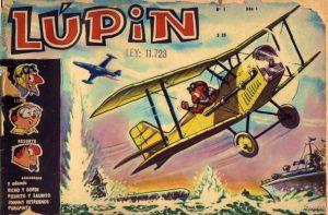 Lúpin n° 1 Año 1 – Febrero, 1966 [PDF]