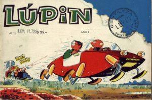 Lúpin n° 10 Año 1 – Junio, 1966 [PDF]