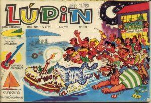 Lúpin n° 100 Año 8, 1973 [PDF]