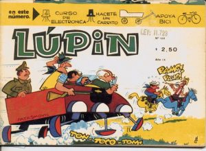 Lúpin n° 102 Año 9, 1974 [PDF]