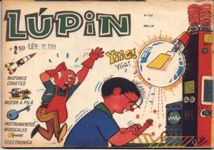 Lúpin n° 104 Año 9, 1974 [PDF]
