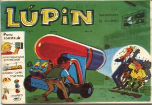 Lúpin n° 106 Año 9, 1974 [PDF]
