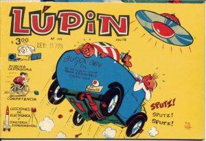 Lúpin n° 108 Año 9, 1974 [PDF]