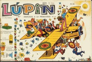 Lúpin n° 109 Año 9, 1974 [PDF]