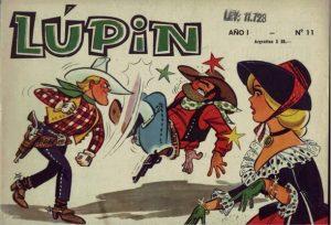 Lúpin n° 11 Año 1, 1966 [PDF]