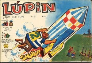 Lúpin n° 110 Año 9, 1974 [PDF]