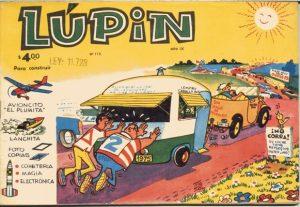 Lúpin n° 112 Año 9, 1974 [PDF]