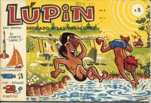 Lúpin n° 113 Año 10, 1975 [PDF]