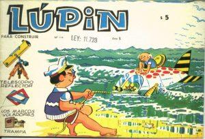 Lúpin n° 114 Año 10, 1975 [PDF]