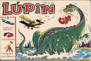 Lúpin n° 115 Año 10, 1975 [PDF]