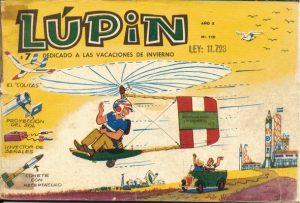 Lúpin n° 118 Año 10, 1975 [PDF]