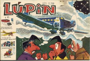 Lúpin n° 119 Año 10, 1975 [PDF]