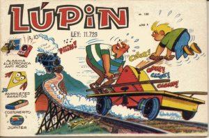 Lúpin n° 120 Año 10, 1975 [PDF]