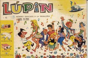 Lúpin n° 121 Año 10, 1975 [PDF]