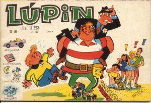 Lúpin n° 122 Año 10, 1975 [PDF]