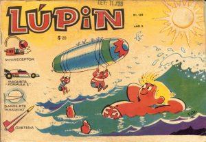 Lúpin n° 124 Año 10, 1975 [PDF]