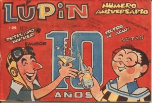 Lúpin n° 125 Año 11, 1976 [PDF]