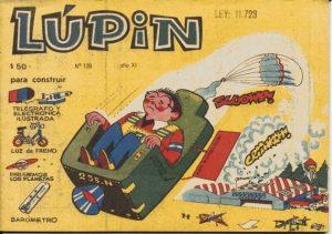 Lúpin n° 128 Año 11, 1976 [PDF]