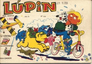 Lúpin n° 132 Año 11, 1976 [PDF]