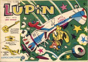 Lúpin n° 135 Año 11, 1976 [PDF]