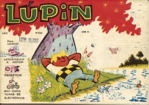 Lúpin n° 136 Año 11, 1976 [PDF]
